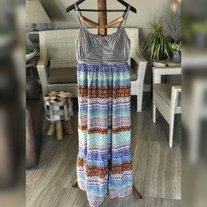 Anthropologie | Lilka Maxi Dress